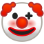 :clown_face: