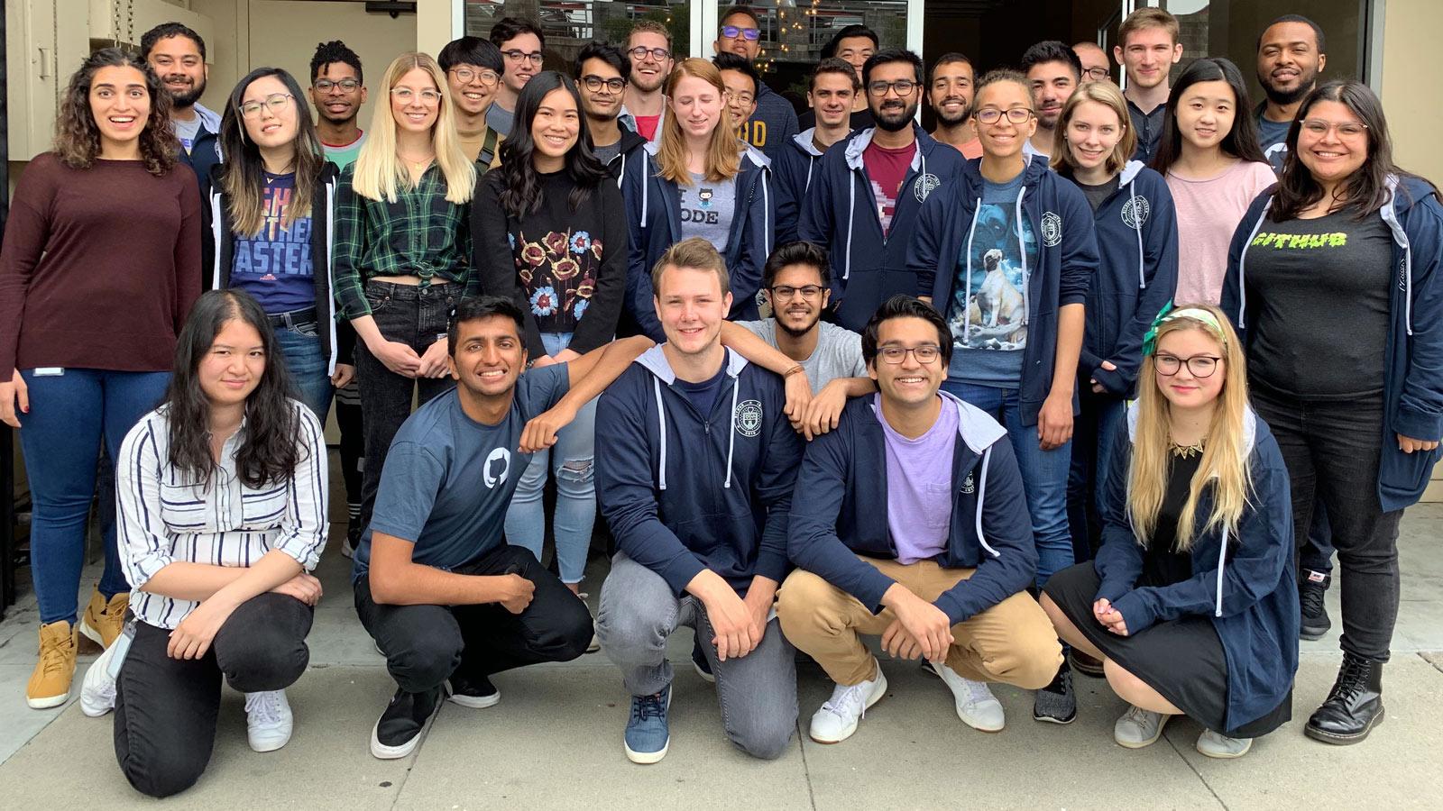 2018 GitHub Interns