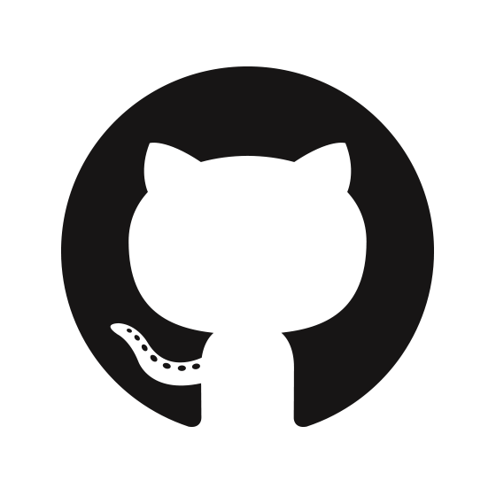 logo for GitHub website