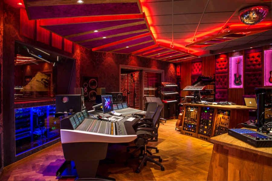 Spotify studio
