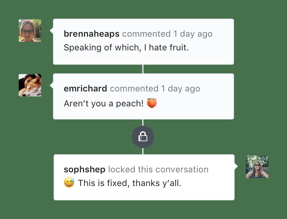 Discussion thread