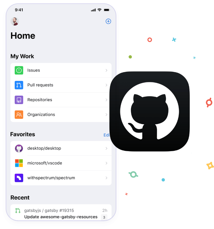 GitHub for mobile